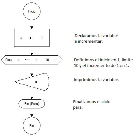 ciclo para